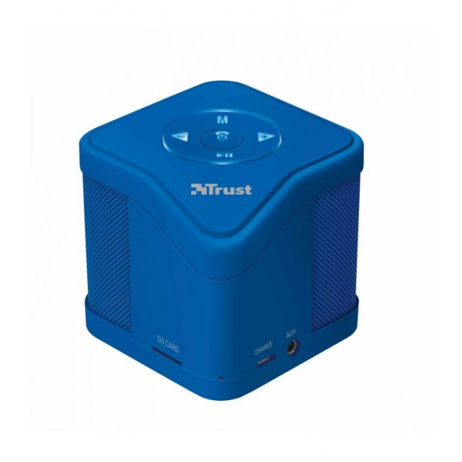 Speaker Trust Urban Weireless Blue Bluetooth