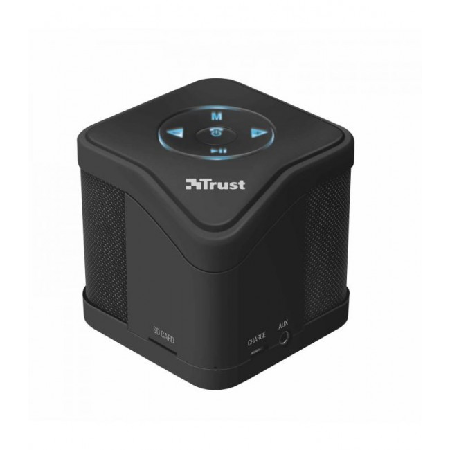 Speaker Trust Urban Weireless Black Bluetooth