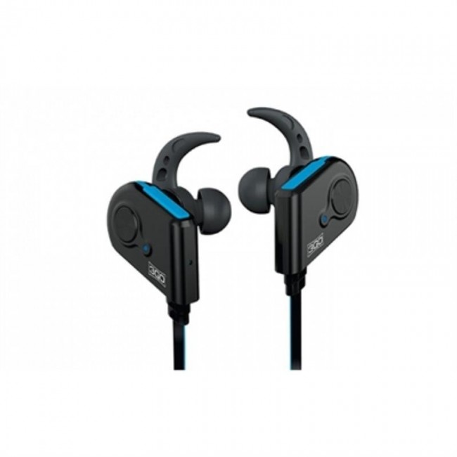 Inalambric Headphones Trek 3GO Bluetooth