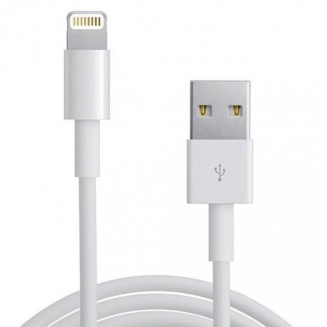 FGNS Cable USB Datos+Carga tipo Lightning iPhone