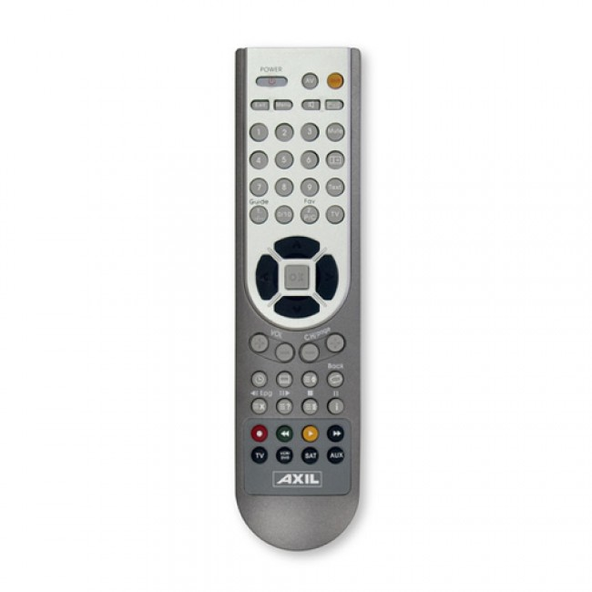 Axil Remote control for TV or PC