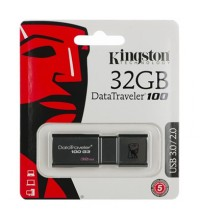 Kingston DataTraveler 100 32GB USB 3.1/3.0/2.0