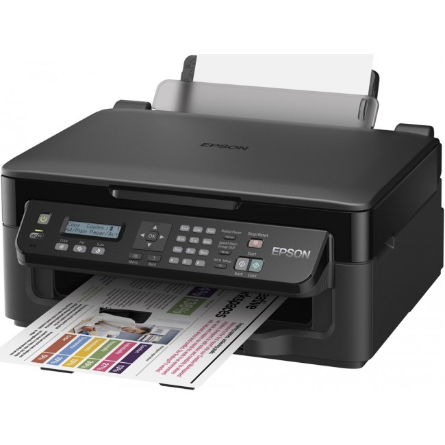 Impresora Multifunción WorkForce WF-2510WF