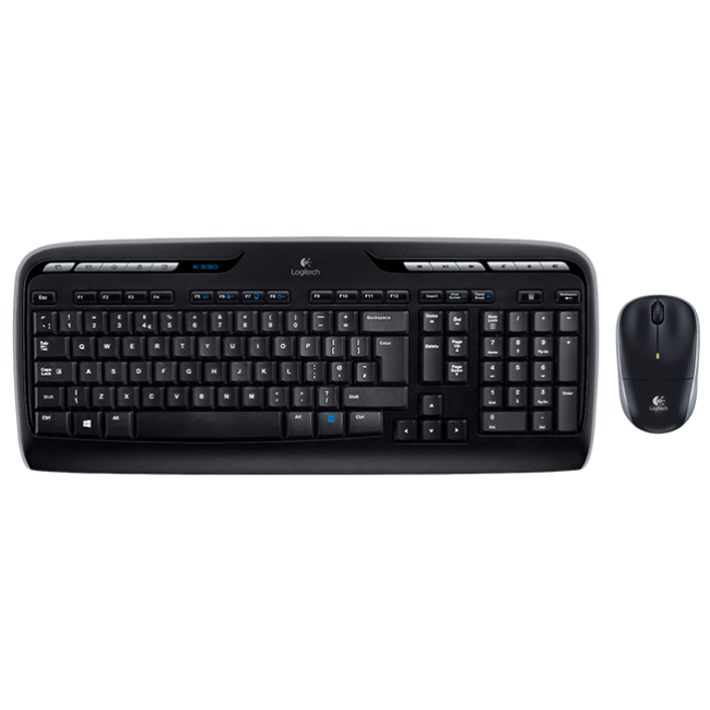Keyboard + mouse Logitech mk330 Pack Wireless
