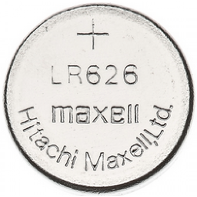 Maxell Pila Botón LR626