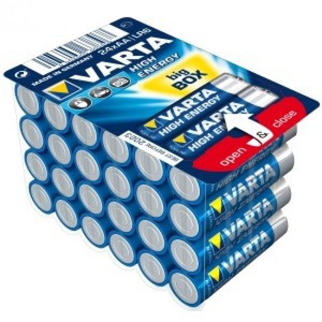 Pilas AA Recargables Varta 10Pack