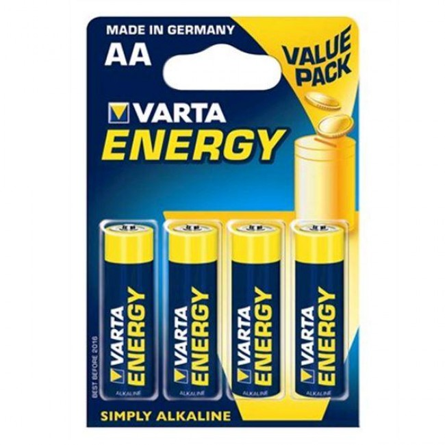 Batteries AA Varta