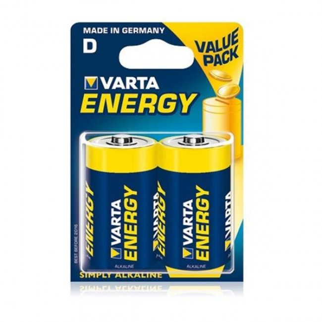 Batteries D Varta