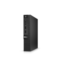 Torre Dell Optiplex 3020M Intel i3-4160T/4GB/500GB/Win 10 Pro