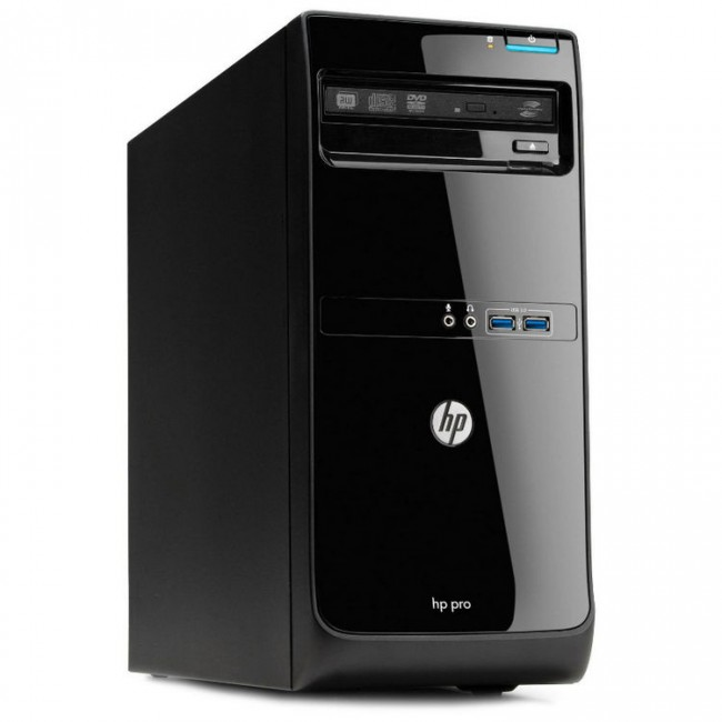 Torre HP Pro 3500 Pentium G640/4GB/500GB/win 10 Pro