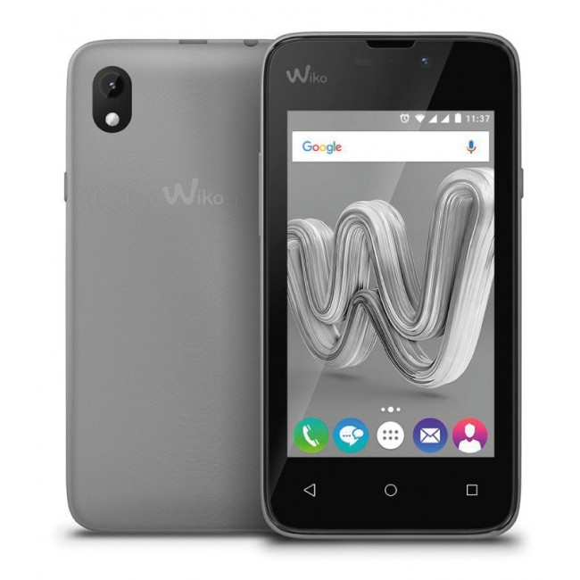 Smartphone WIKO SUNNY 2   White Free 4'' With phone cover and protector free