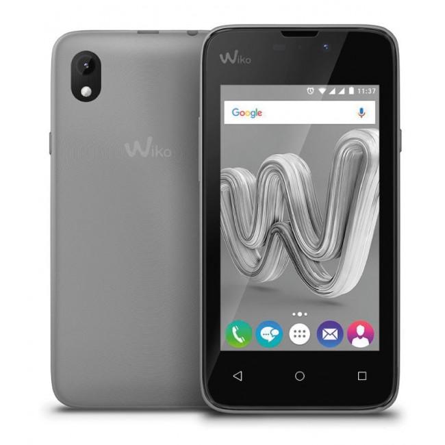 """Smartphone WIKO SUNNY 2  Blanco Libre 4"""" Con funda y protector de regalo"""