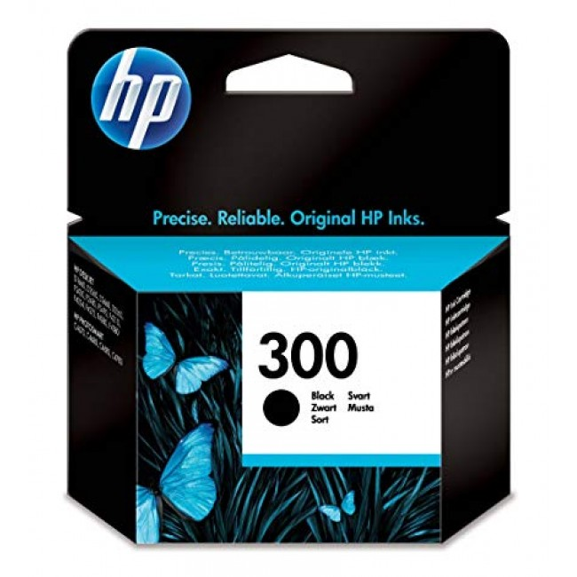 HP Ink 300  Black