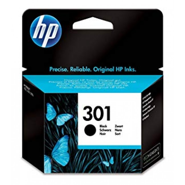 HP Ink 301 Black