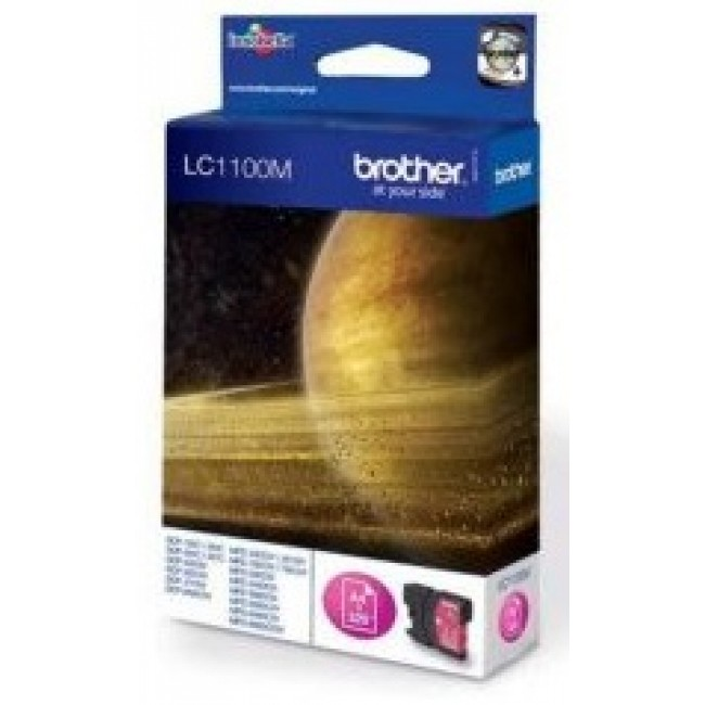 Brother Tinta LC1100 Magenta