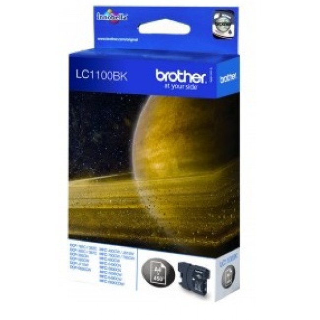 Brother Tinta LC1100 Yellow