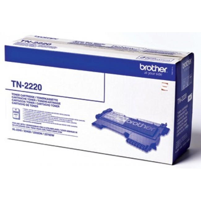 Brother Toner TN2220 Black