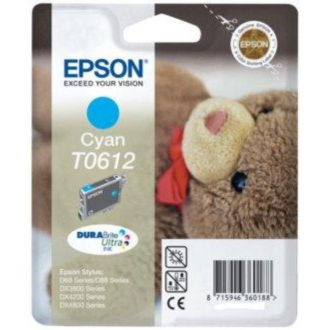 Epson Tinta T0612 Cian