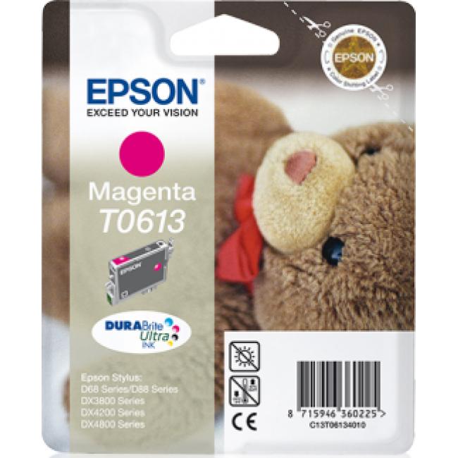 Epson Ink T0613 Magenta