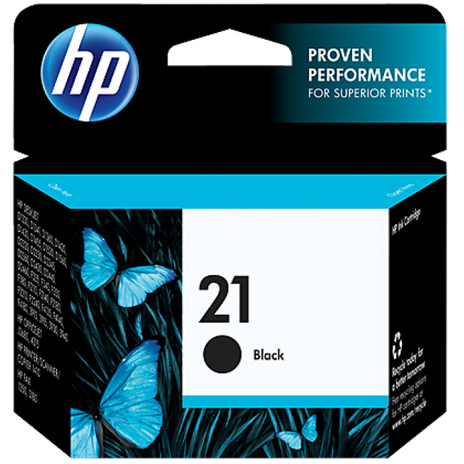 HP Ink 21 Black