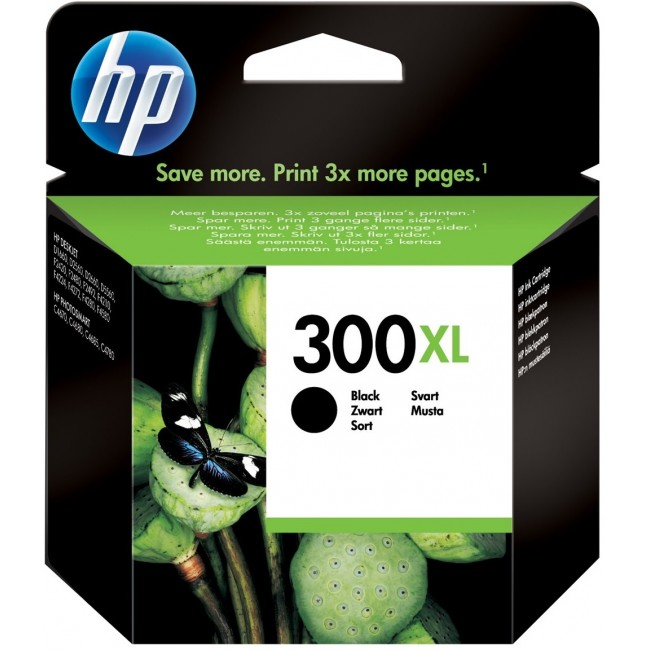 HP Ink 300 XL Black