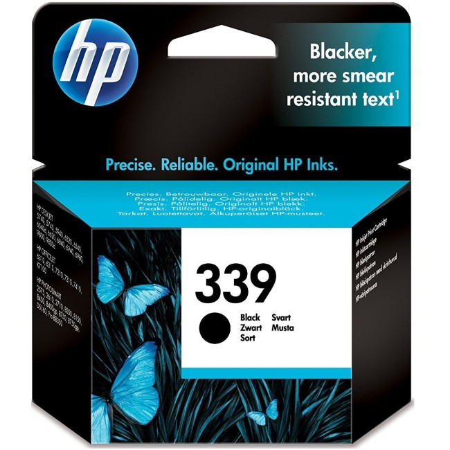 HP Ink 339 XL Black
