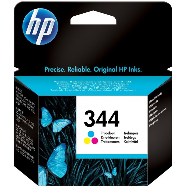 HP Ink 344 XL Tricolor