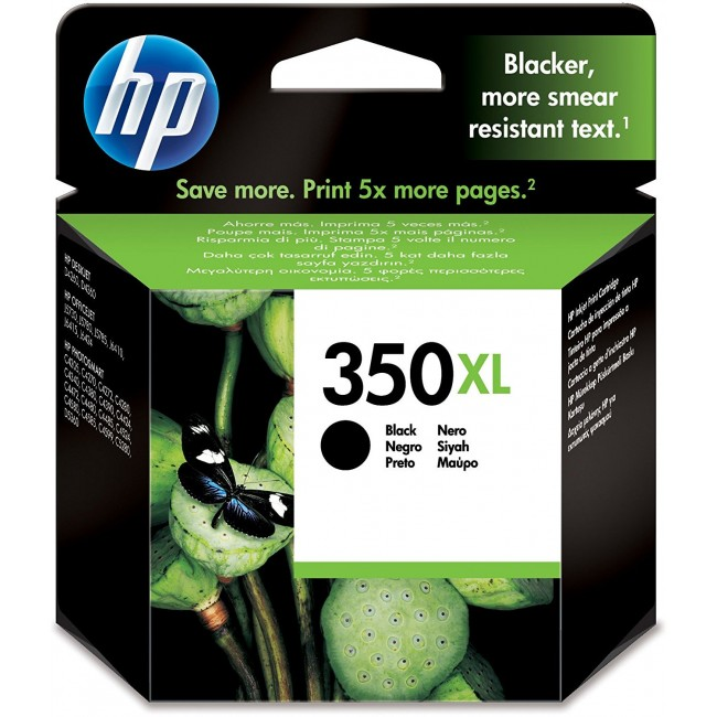 HP Ink 350 XL Black