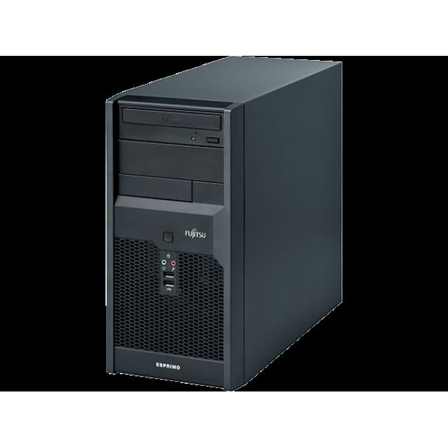 Torre Fujitsu Esprimo P2550 Intel Pentium/3Gb/320Gb/Win 7 Pro
