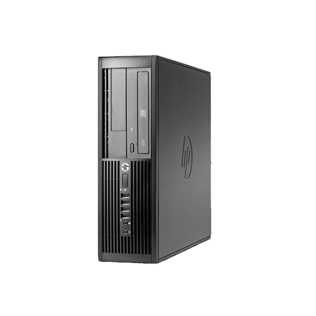Torre HP Compaq Pro 4000 Intel E6600/4Gb/500Gb/Win10 Pro