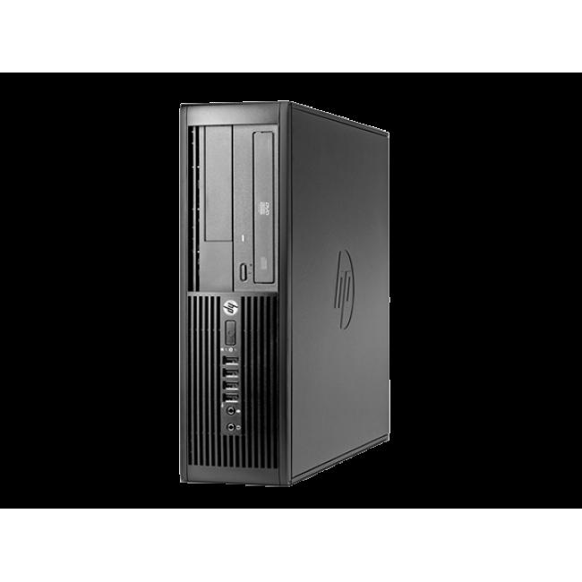 Torre HP Compaq Pro 4301  Intel G870/4Gb/500Gb/Win 10 Pro