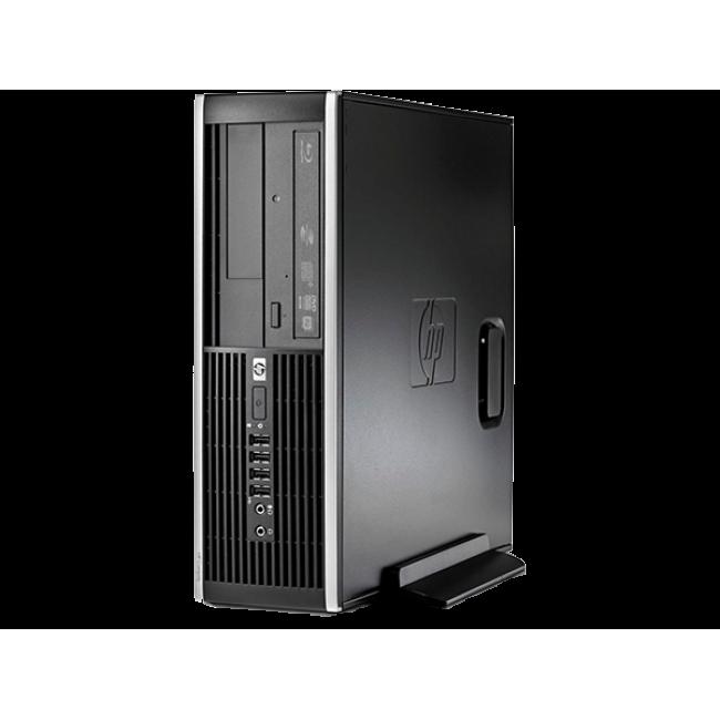 Torre HP Compaq Pro 8200 i3-2100/4Gb/250Gb/Win 10 Pro