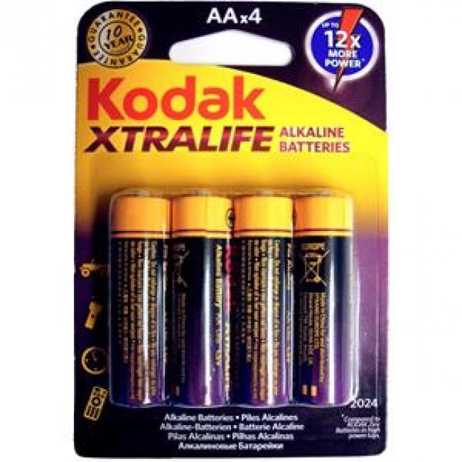 Batteries AA Kodak Xtralife
