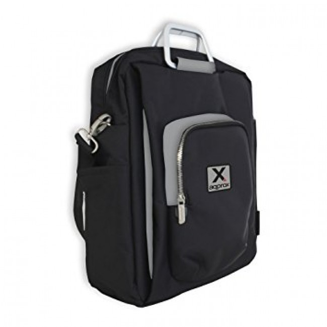 Briefcase Approx Black 15.6""