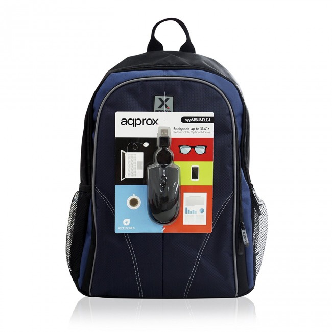 Backpack Approx Blue 15.6""