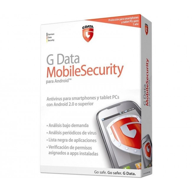 G Data MobileSecurity Antivirus for Android