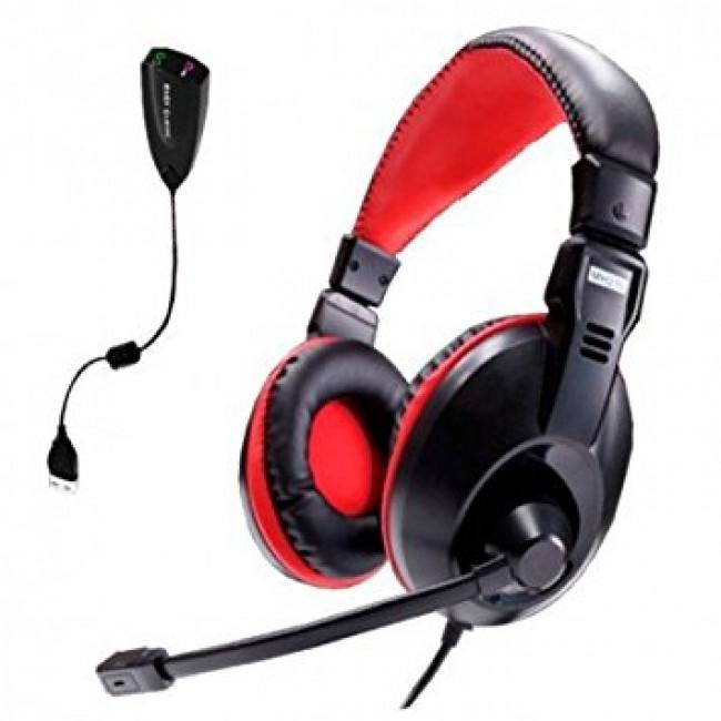 Auriculares con Micrófono MH216 Mars Gaming