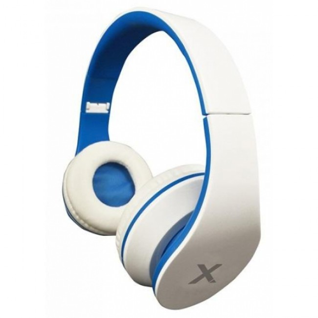 Approx DJ Jazz Headset Blanco/Azul