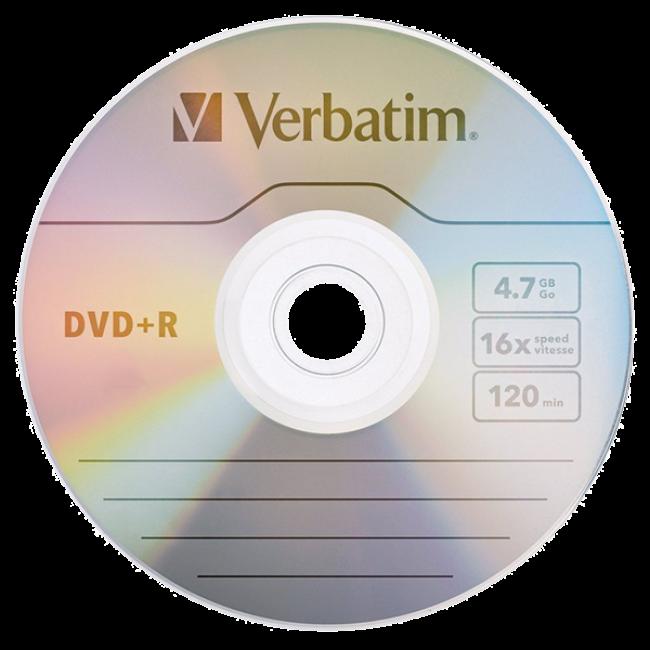 Verbatim DVD-R 1 Unidad