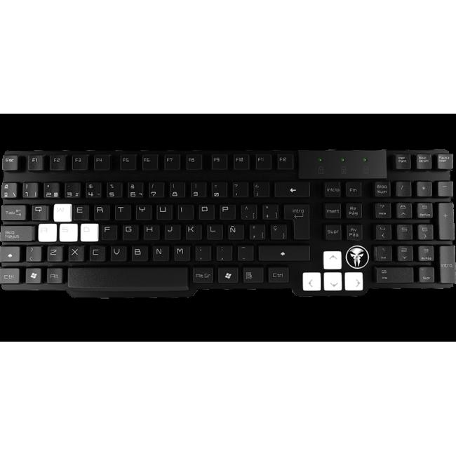 Mars Gaming Hades MKHA0 teclado gaming