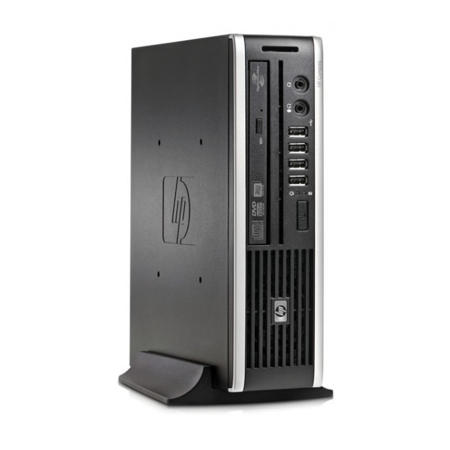 Torre HP 8000 Elite USDT Intel E8400/4Gb/160Gb/Win10 Pro