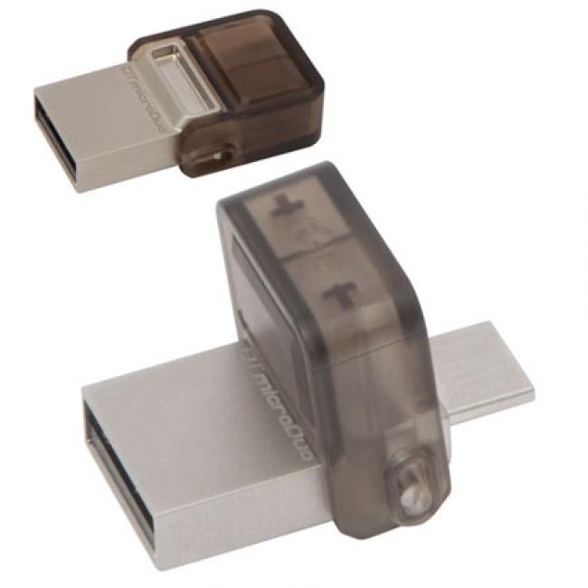 Kingston DataTraveler microDuo 16GB USB 2.0 OTG
