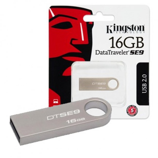 Kingston DataTraveler SE9 16GB USB 2.0