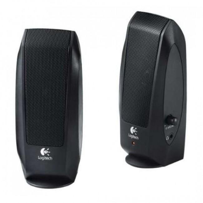 Logitech S-120 2.0 Speaker Altavoces