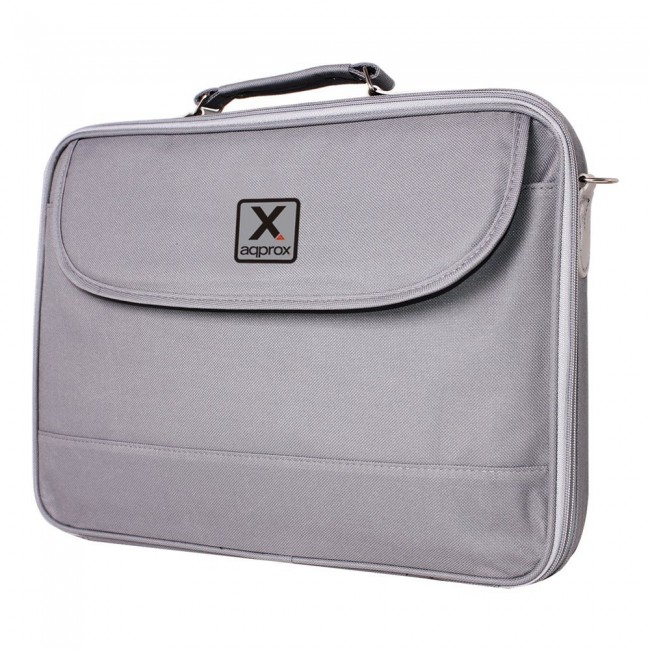 Laptop Case Approx Gray 17""