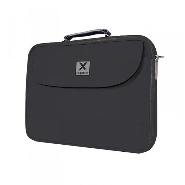 Laptop Case Approx Black 15.6""