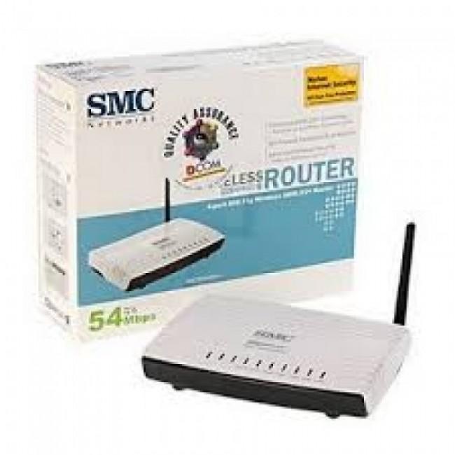 Router inalámbrico de Banda Ancha con ADSL2/2+ 54Mbps