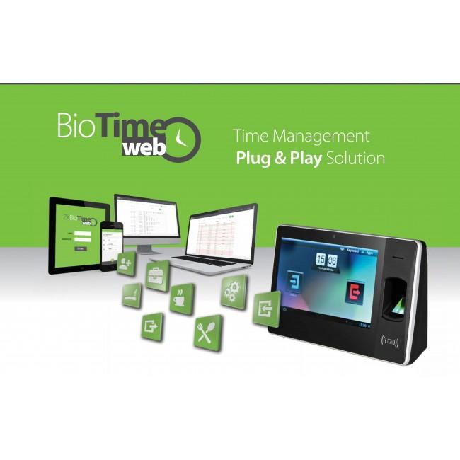 ZKTeco BioSmart-ZPad Control de acceso a empleados
