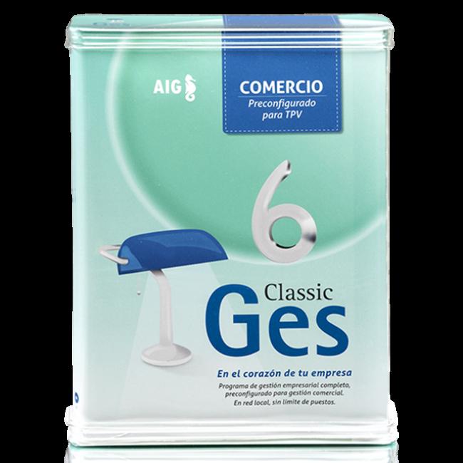ClassicGes 6 - Comercio
