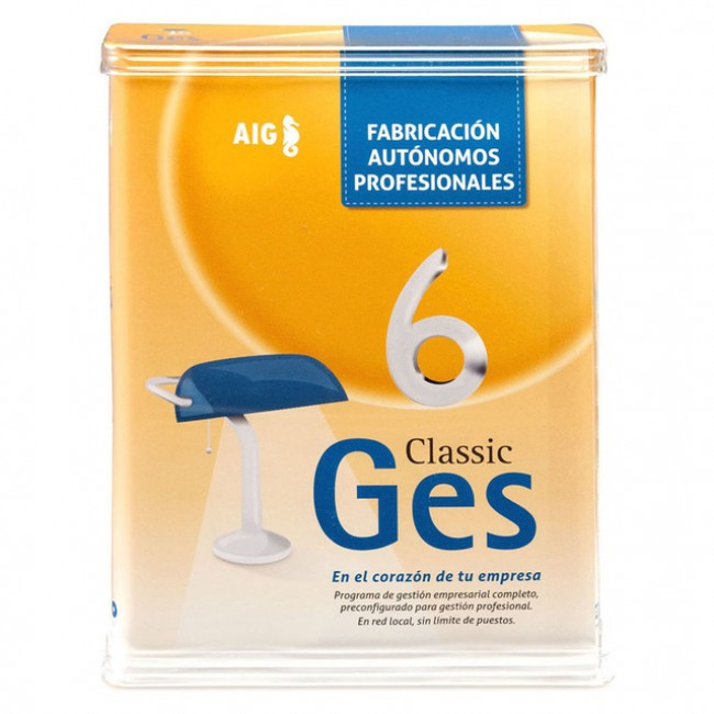 ClassicGes 6 - Manufacture, Autonomous and Professional